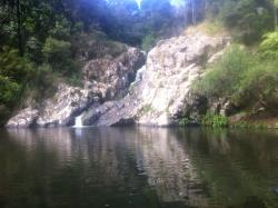 Te Maketu Waterfall