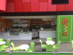 Boost Juice Waterfront City