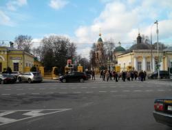 Vagankovskoye Cemetery