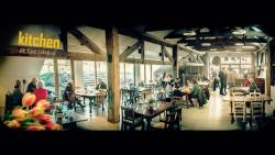 Kitchen at the Wharf