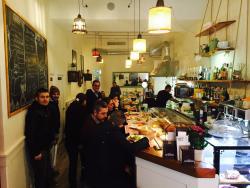 Mediterraneo Bar Caffetteria Cucina