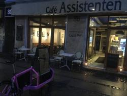 Cafe Assistenten