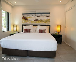 The One Bedroom Penthouse Suite at the Pullman Port Douglas Sea Temple Resort & Spa