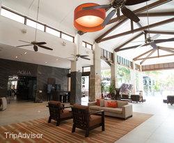 Lobby at the Pullman Port Douglas Sea Temple Resort & Spa