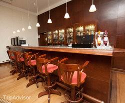 Bar da Lareira at the Grande Hotel Campos do Jordao