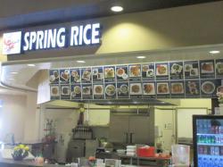 Spring Rice & Crawfish