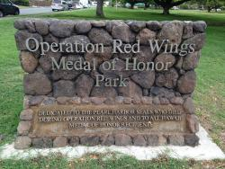 Operation Red Wings Medal of Honor Park