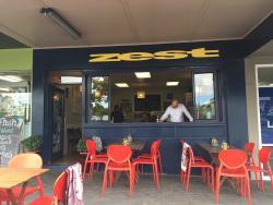 Zest Deli Cafe