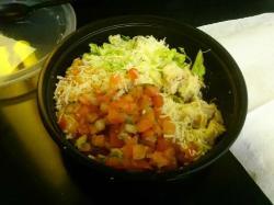 360 Gourmet Burrito
