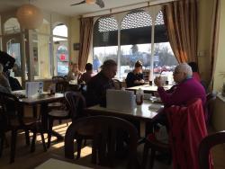 Mona House Coffee Shop