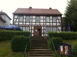 Burg Post