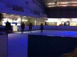 Blue Ice Solihull Rink