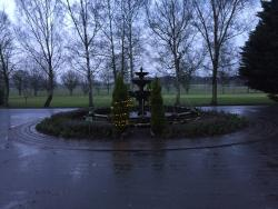 Little fountain
