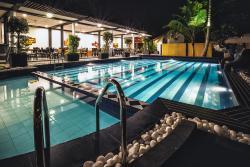 neuer großer Pool
