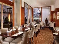 Terrace Restaurant at the Blakemore Hotel