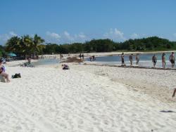 Playa Punta Esmeralda