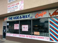 The Hideaway Cafe
