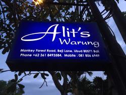 Alit's Warung