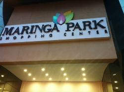 Maringa Park Shopping Center
