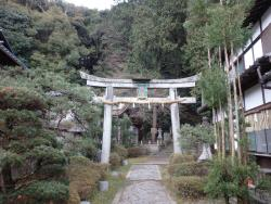 Kitashirakawaten Shrine