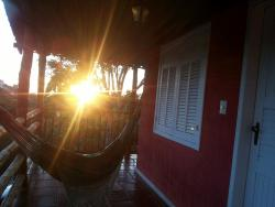 Sol Nascendo , varanda Suite Superior
