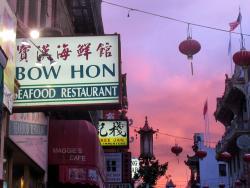 Bow Hon, Chinatown, San Francisco, Ca