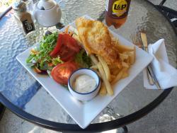 Macrocarpa Cafe