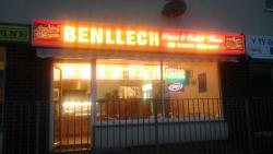 The Benllech Pizza & Kebab House