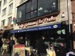 Eiscafe la Perla