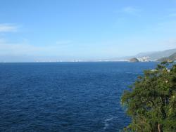 View of Puerto Vallarta from Le Kliff