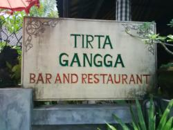 Tirta Gangga Bar and Restaurant