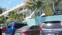 Rooms beside parking