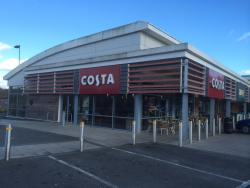 Costa Coffee - Royal Spa Retail Park
