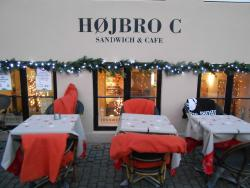 Hojbro Sandwich and Cafe