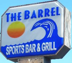 ‪The Barrel Bar and Grill‬