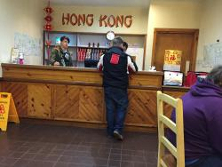 Hong Kong kitchen