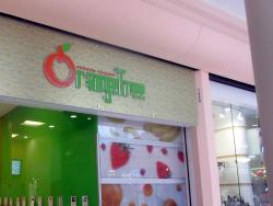 Orange Tree Frozen Yogurt