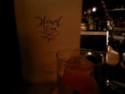 Marvel Bar