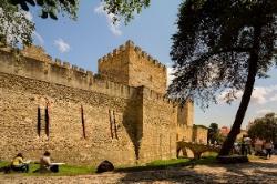 Kastil St. George (Castelo de Sao Jorge)