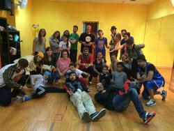 Syparyo Academia  Baile Y Teatro