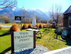 Access Glenorchy at The Trading Post