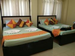 Suite Room - Bed