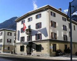 Hotel Crusch Alba Swiss Lodge