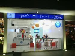 Jack Frost Ice Cream Experience