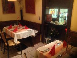 Restaurant Wohnzimmer