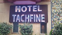 โรงแรมทาชไฟน์