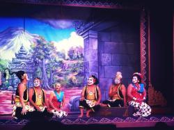 Wayang Orang Bharata