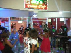 Joys wine sports bar watamu