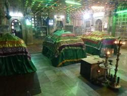 Ahmad Shah's Tomb