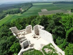 Smolen Castle Ruins
